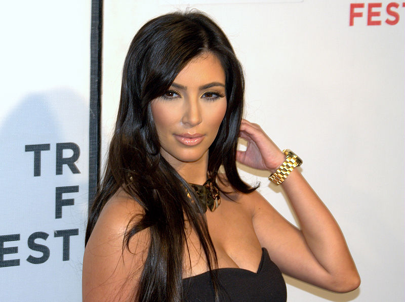 It is not a secret that Kim Kardashian is one of the most famous stars who started in doing porn movies. [Image Credit: Wikimedia Commons]