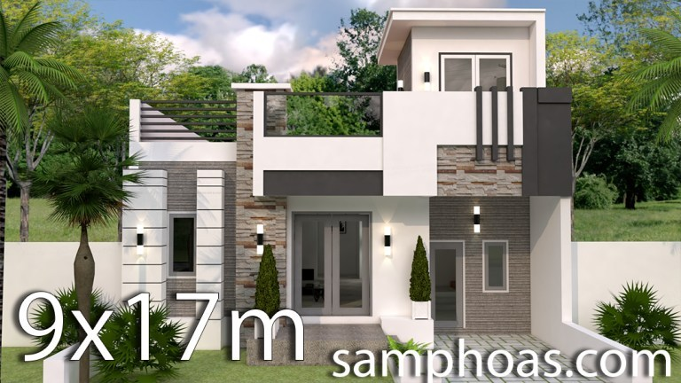 Two Bedroom House With Roof Deck